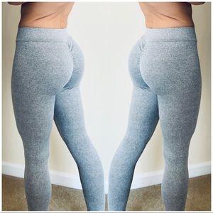 Pants - Scrunch butt high waisted legging